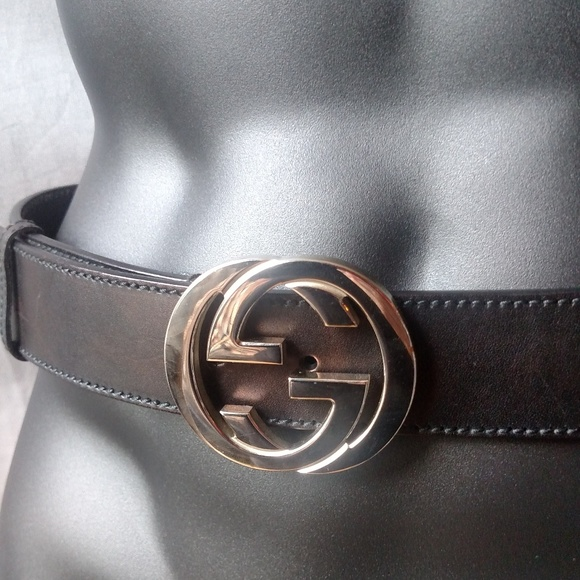 e0550ef71c2 Gucci Other - Gucci Interlocking Double G Belt Pre-Owned